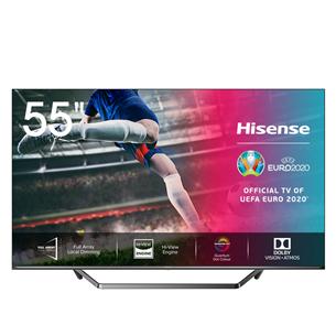 55'' Ultra HD LED LCD-teler Hisense