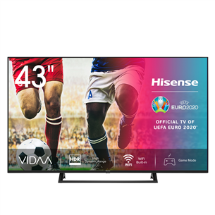 43'' Ultra HD LED LCD TV Hisense 43A7300F