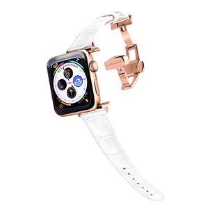 Apple Watch kellarihm Longvadon (38 mm / 40 mm) LVSNOW38/40GOLD