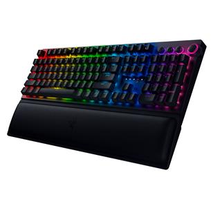 Juhtmevaba klaviatuur Razer BlackWidow V3 Pro Green Switch (SWE)