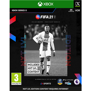 Xbox One / Series X/S mäng FIFA 21 NXT LVL Edition