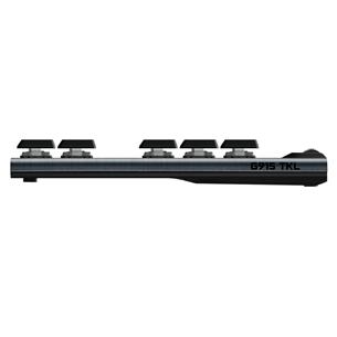 Wireless keyboard Logitech G915 TKL Clicky (SWE)