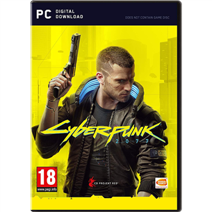 PC game Cyberpunk 2077 Collector's Edition