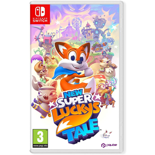 Switch mäng New Super Lucky's Tale