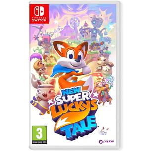 Игра New Super Lucky's Tale для Nintendo Switch