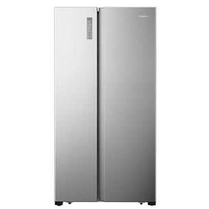 SBS Refrigerator Hisense (179 cm) RS677N4BIE