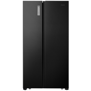 SBS Refrigerator Hisense (179 cm) RS677N4BFE