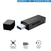 Mälukaardilugeja Trust Nanga USB 3.1
