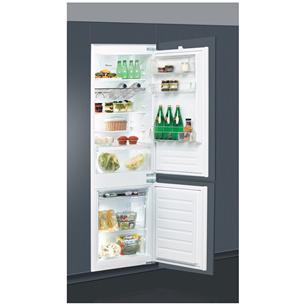 Интегрируемый холодильник Whirlpool (177 см)