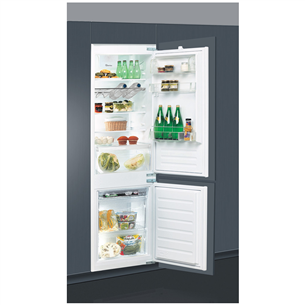 Built-in refrigerator Whirlpool (177 cm)