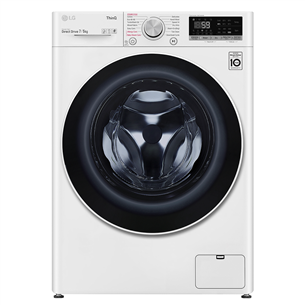 Washing machine - dryer LG (7 kg / 5 kg) F2DV5S7S0E