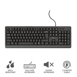 Keyboard Trust Primo (RUS)