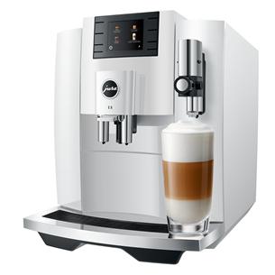 Espressomasin JURA E8 Piano White
