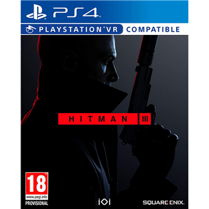PS4 game Hitman 3 5021290089440