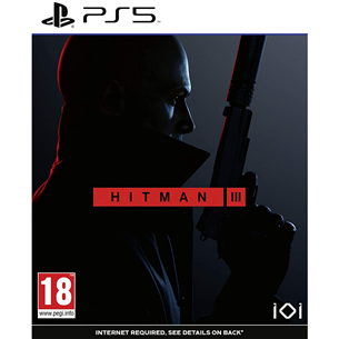 PS5 game Hitman 3 5021290089686