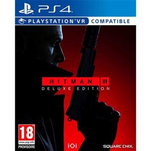 Ps4 game Hitman 3 – Deluxe Editon