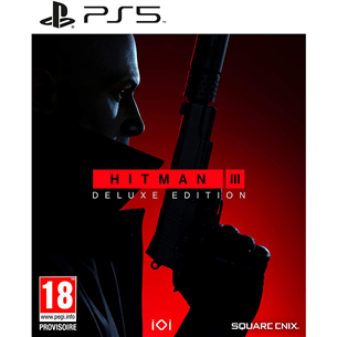 PS5 game Hitman 3 – Deluxe Editon 5021290089808