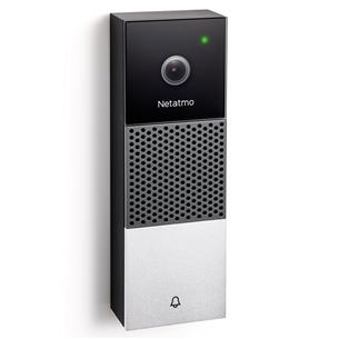 Nutikas uksekell kaameraga Netatmo Smart Video Doorbell NDB-EC