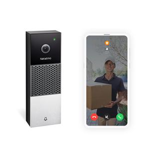 Nutikas uksekell kaameraga Netatmo Smart Video Doorbell