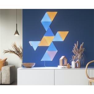 Smart lights starter kit Nanoleaf Shapes Triangles (9 panels)