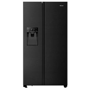 SBS Refrigerator Hisense (179 cm) RS694N4TFE