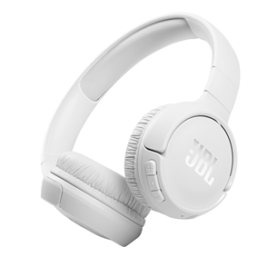 Juhtmevabad kõrvaklapid JBL Tune 510BT JBLT510BTWHTEU