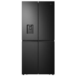 SBS-külmik Hisense (181 cm) RQ563N4SWF1