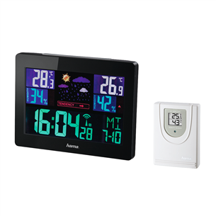 Weather station Hama EWS-1400 00186306