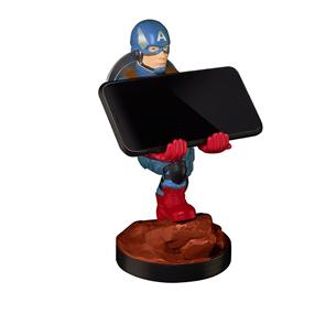Telefoni- ja puldihoidja Cable Guys Captain America