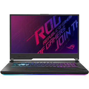 Ноутбук ASUS ROG Strix G17 G712LV-H7110T