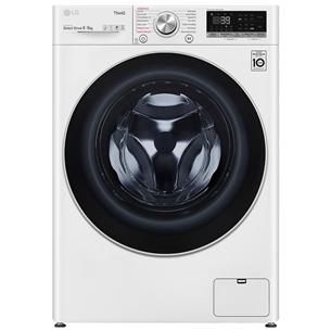 Washing machine-dryer LG (9 kg / 6 kg) F4DV709S1E