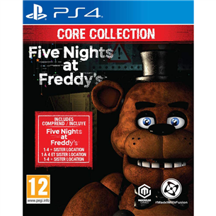 PS4 Mäng Five Nights at Freddys - Core Collection
