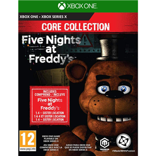 Xbox One / Series X/S Mäng Five Nights at Freddys - Core Collection