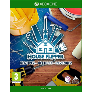 Xbox One mäng House Flipper