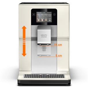 Espressomasin Krups Intuition