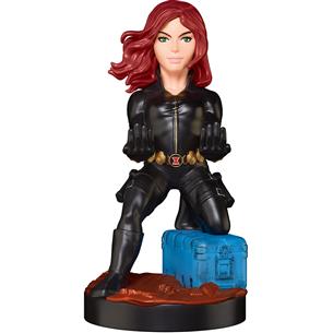 Telefoni- ja puldihoidja Cable Guys Black Widow