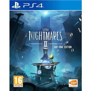 PS4 game Little Nightmares 2 TV edition