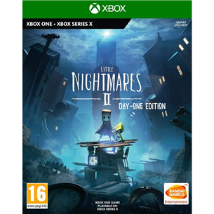 Xbox One/ Series X/S mäng Little Nightmares 2 3391892010978