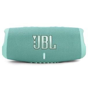 Портативная беспроводная колонка JBL Charge 5 JBLCHARGE5TEAL