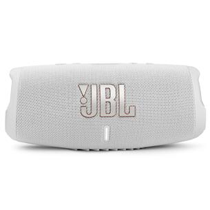 Портативная беспроводная колонка JBL Charge 5 JBLCHARGE5WHT
