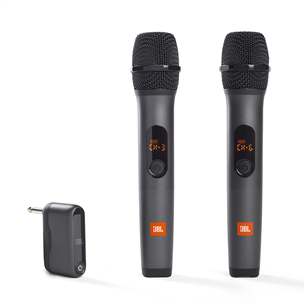 Two microphones + wireless transmitter JBL JBLWIRELESSMIC