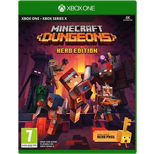 Игра Minecraft Dungeons Hero Edition для Xbox One / Series X/S