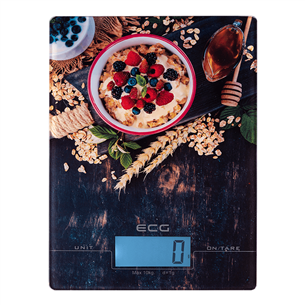 Kitchen scale ECG KV1021