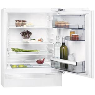 Интегрируемый холодильный шкаф AEG (82 см)