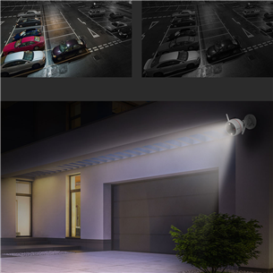 Ilmastikukindel valvekaamera EZVIZ C3W Color Night Vision