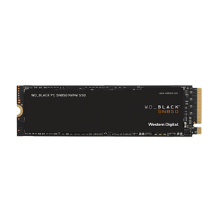 Накопитель SSD WD Black SN850, Western Digital (1 TB, M.2) WDS100T1X0E