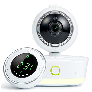 Hybrid Wifi Video baby monitor Bebcare VBC-68