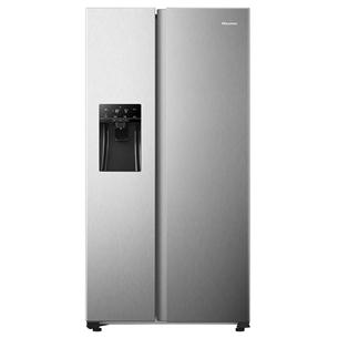 SBS Refrigerator Hisense (179 cm) RS650N4AC2