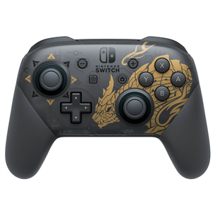 Gaming controller Nintendo Switch Pro Gamepad MONSTER HUNTER RISE Edition 045496431464