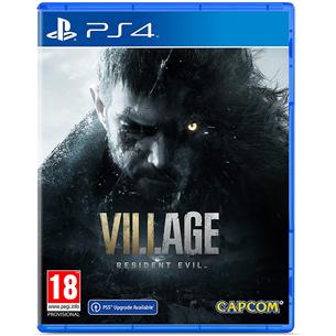 PS4 mäng Resident Evil VIII: Village (eeltellimisel) PS4RE8